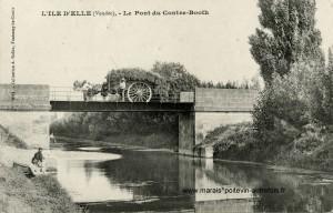 L'Ile-d'Elle – Le Pont du Contre-Booth