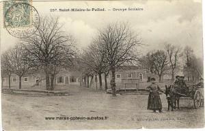 Saint Hilaire la Palud Groupe Scolaire Mairie