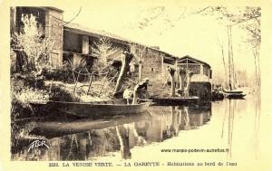 La Garette maisons maraîchines