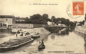 Le port de Niort