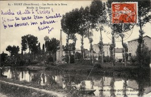 Le Moulin de Comporté à Niort
