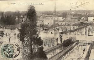 marais poitevin autrfois inondations niort196
