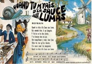 Yves Rabault, La sauce aux lumas