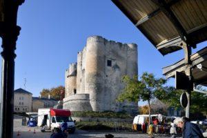 Niort, Donjon - marais-poitevin-autrefois
