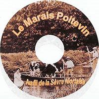 DVD, Le marais poitevin au fil de la sèvre niortaise, Bernard Martineau