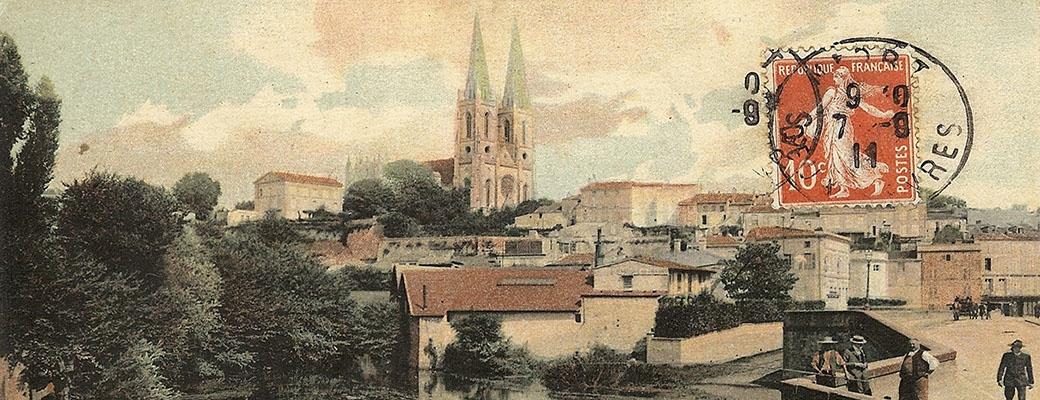 Niort, église St-André