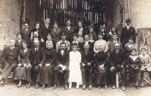 SEGUY Mariage 1921