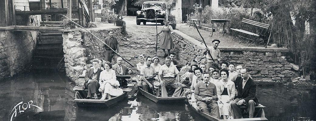 La Garette, embarcadère Largeaud