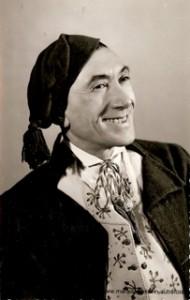 Yves Rabault, chansonnier du Marais Poitevin Autrefois