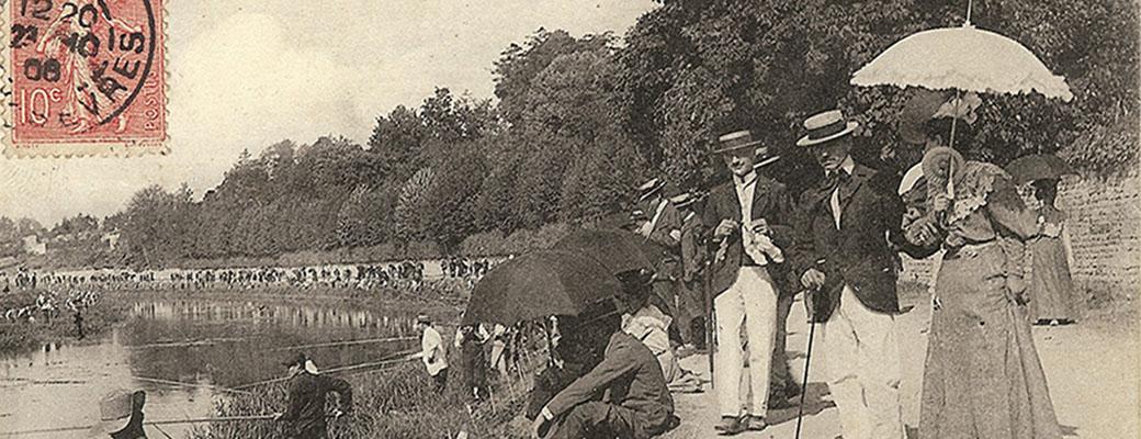 Niort, concours de pêche